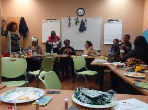 PDX Black women building community!!