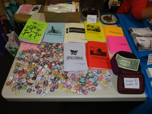 Zines, zines, and more zines!