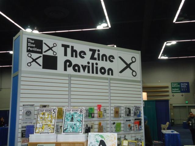 Zine Pavilion 2015